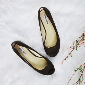 Steve Madden Dark Brown Shoes